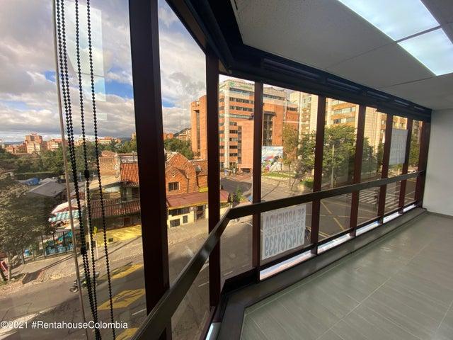 Oficina Bogota D.C.>Bogota>La Porciuncula - Venta:820.000.000 Pesos - codigo: 21-1811