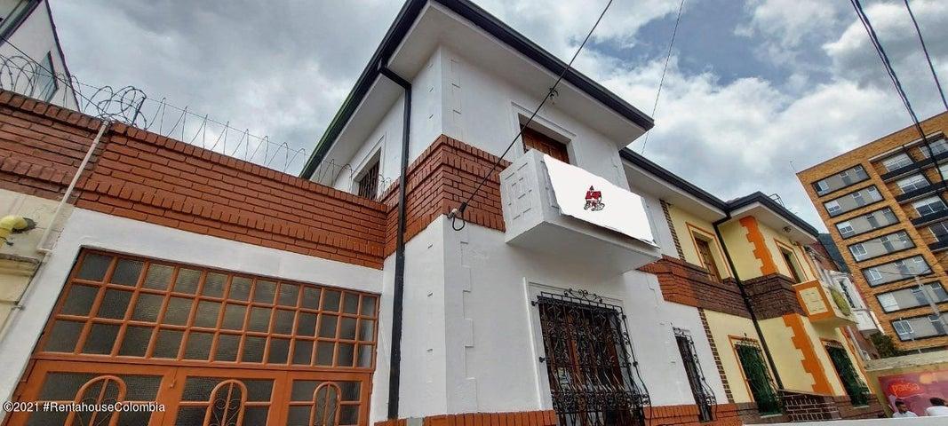 Apartamento Bogota D.C.>Bogota>Teusaquillo - Arriendo:1.000.000 Pesos - codigo: 21-1818