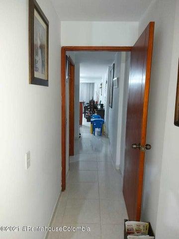 Apartamento Antioquia>Sabaneta>Calle del Banco - Venta:220.000.000 Pesos - codigo: 21-1826