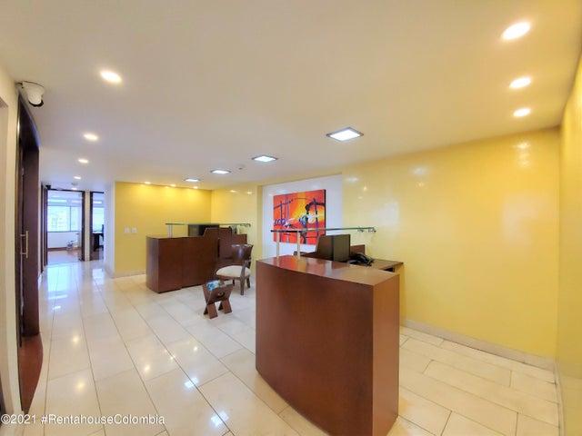 Oficina Bogota D.C.>Bogota>Samper - Venta:3.200.000.000 Pesos - codigo: 21-1882