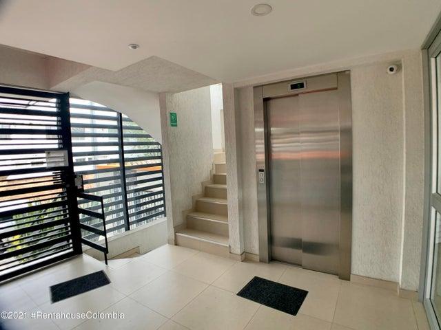 Apartamento Cundinamarca>Chia>El Campin - Venta:220.000.000 Pesos - codigo: 21-1866