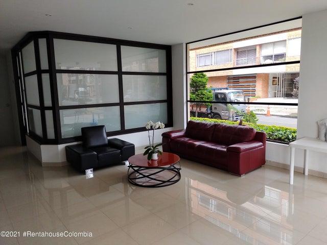 Apartamento Bogota D.C.>Bogota>Chico Navarra - Venta:700.000.000 Pesos - codigo: 21-1877