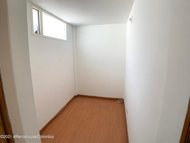 Apartamento Bogota D.C.>Bogota>Santa Barbara - Arriendo:2.300.000 Pesos - codigo: 21-1880