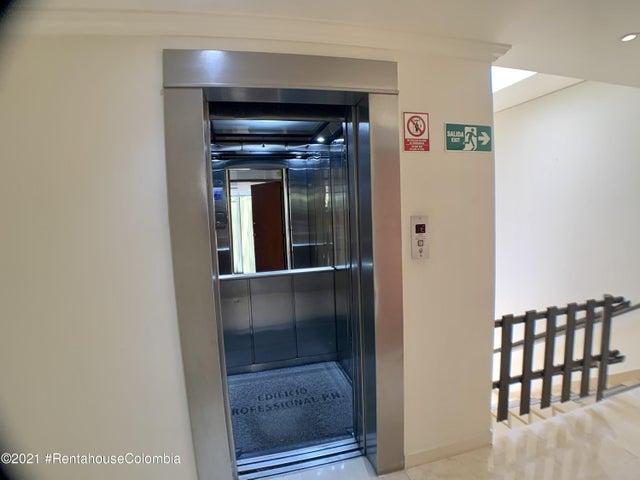 Oficina Bogota D.C.>Bogota>Chico - Arriendo:4.600.000 Pesos - codigo: 21-1910