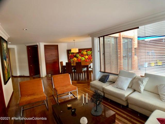 Apartamento Bogota D.C.>Bogota>Los Rosales - Arriendo:5.900.000 Pesos - codigo: 21-1920