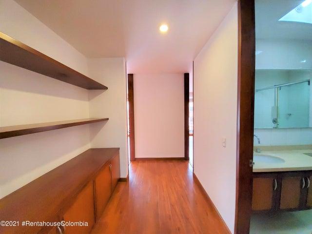 Apartamento Bogota D.C.>Bogota>Chico Norte II - Arriendo:6.800.000 Pesos - codigo: 21-1974
