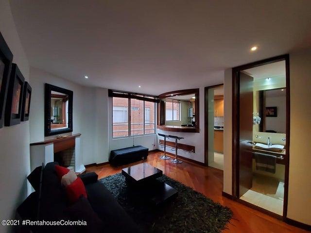 Apartamento Bogota D.C.>Bogota>Chico - Arriendo:2.000.000 Pesos - codigo: 21-1934