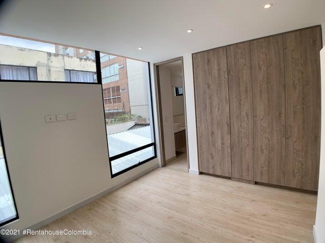 Apartamento Bogota D.C.>Bogota>El Contador - Venta:450.000.000 Pesos - codigo: 21-1935