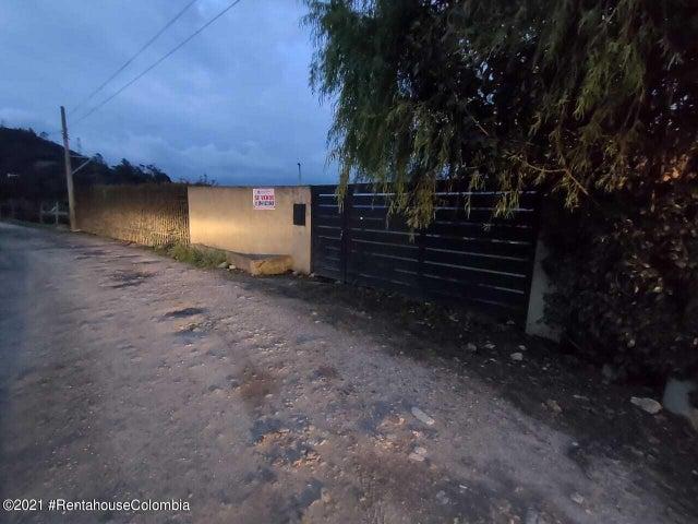 Terreno Cundinamarca>La Calera>Vereda Marquez - Venta:330.000.000 Pesos - codigo: 21-2001