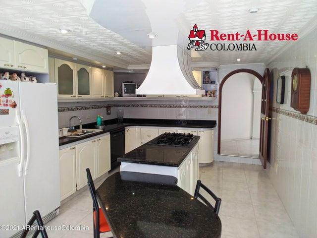Casa Bogota D.C.>Bogota>Santa Ana Occidental - Arriendo:8.000.000 Pesos - codigo: 21-1951