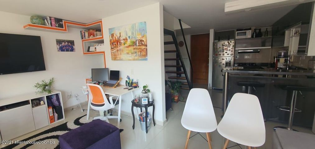 Apartamento Bogota D.C.>Bogota>La Castellana - Venta:370.000.000 Pesos - codigo: 21-1953