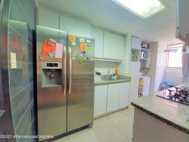 Apartamento Bogota D.C.>Bogota>Lagos de Cordoba - Venta:529.000.000 Pesos - codigo: 21-1955