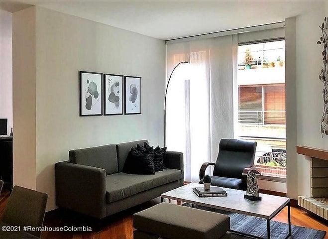 Apartamento Bogota D.C.>Bogota>Chico Reservado - Arriendo:3.250.000 Pesos - codigo: 21-1960