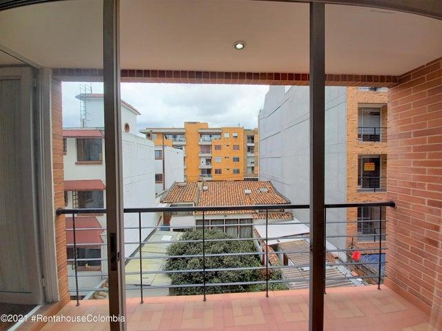 Apartamento Bogota D.C.>Bogota>Batan - Arriendo:1.850.000 Pesos - codigo: 21-1973