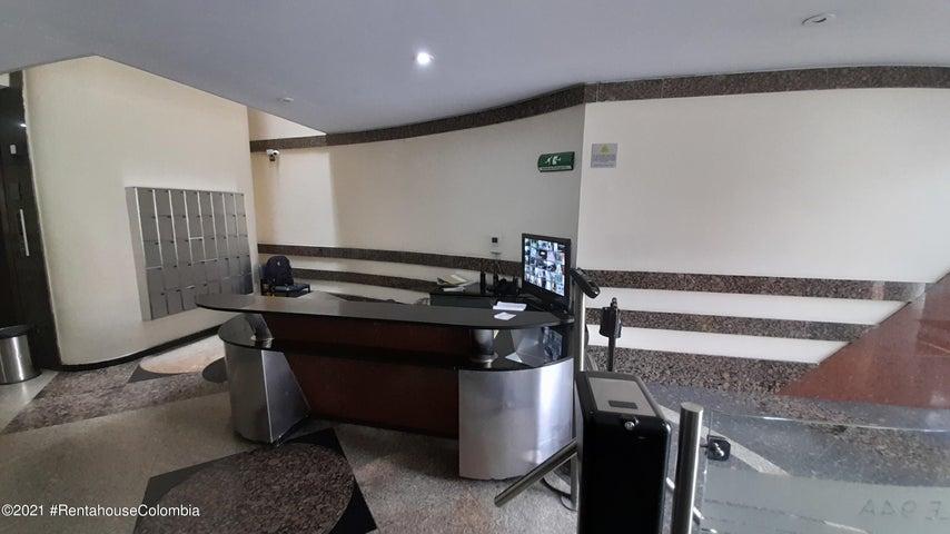 Oficina Bogota D.C.>Bogota>Chico - Arriendo:5.770.000 Pesos - codigo: 21-1975