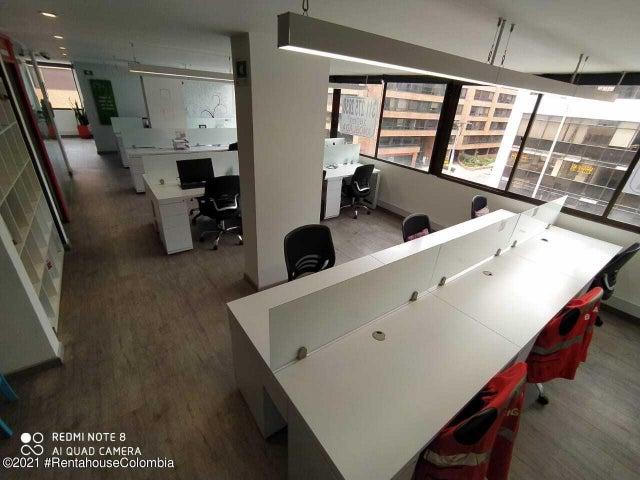 Oficina Bogota D.C.>Bogota>Virrey - Arriendo:10.178.000 Pesos - codigo: 21-1982