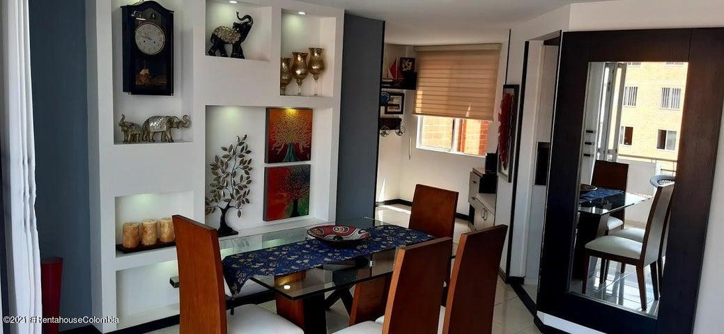 Apartamento Valle Del Cauca>Cali>El Limonar - Venta:370.000.000 Pesos - codigo: 21-2006