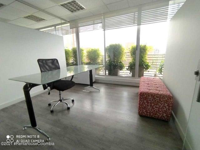 Oficina Bogota D.C.>Bogota>Chico - Arriendo:20.383.000 Pesos - codigo: 21-1997
