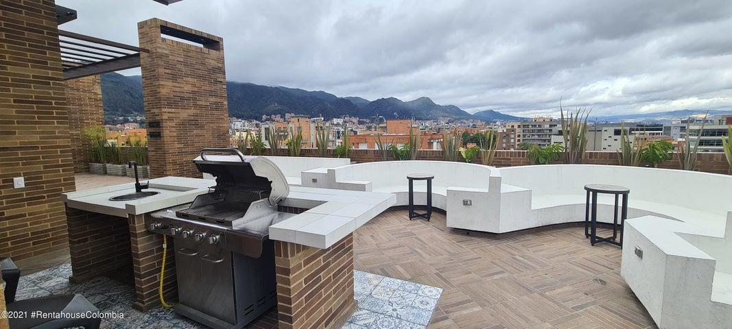 Apartamento Bogota D.C.>Bogota>Chico Norte III - Venta:390.000.000 Pesos - codigo: 21-2003