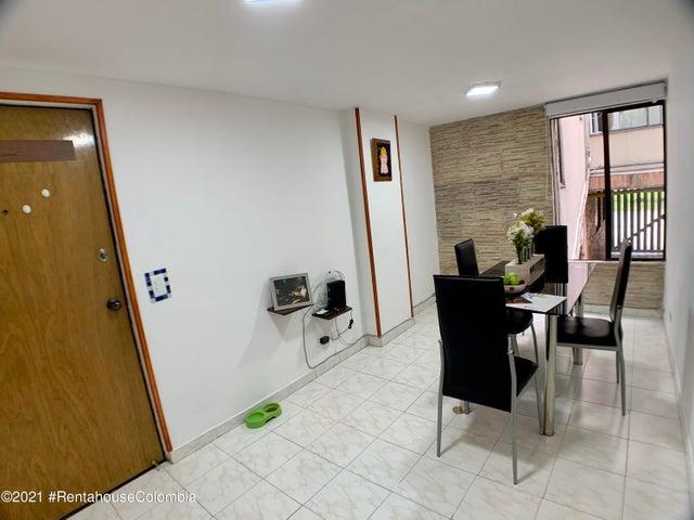 Apartamento Bogota D.C.>Bogota>Quinta Paredes - Venta:250.000.000 Pesos - codigo: 21-2007