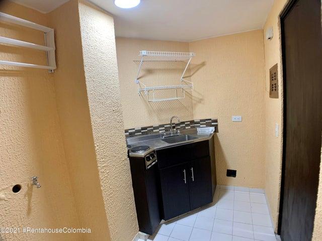Apartamento Bogota D.C.>Bogota>Quinta Paredes - Arriendo:1.000.000 Pesos - codigo: 21-2018