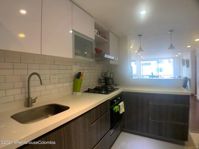 Apartamento Bogota D.C.>Bogota>Salitre Occidental - Venta:350.000.000 Pesos - codigo: 21-2022