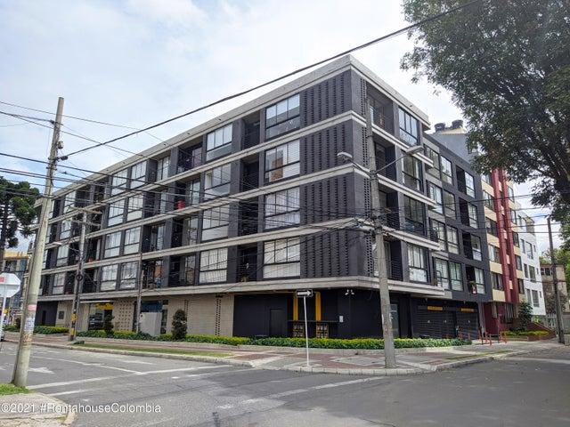 Apartamento Bogota D.C.>Bogota>San Luis - Venta:340.000.000 Pesos - codigo: 21-2035