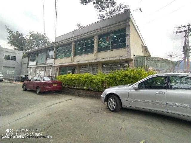 Oficina Bogota D.C.>Bogota>San Felipe - Arriendo:900.000 Pesos - codigo: 21-2043
