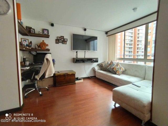 Apartamento Bogota D.C.>Bogota>Colina Campestre - Venta:450.000.000 Pesos - codigo: 21-2061