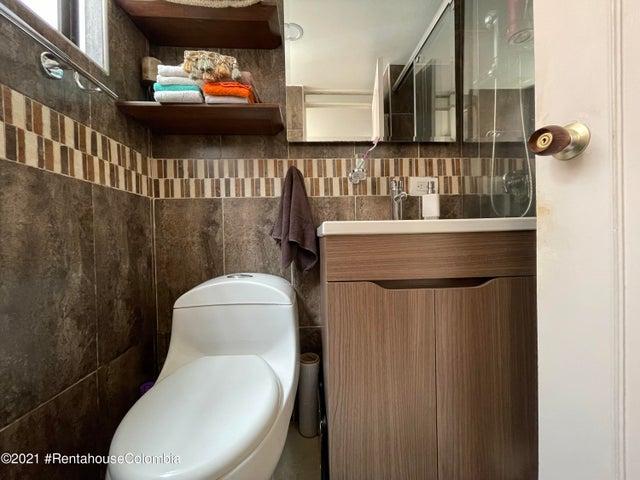 Apartamento Bogota D.C.>Bogota>Los Cedros Oriental - Venta:380.000.000 Pesos - codigo: 21-2073