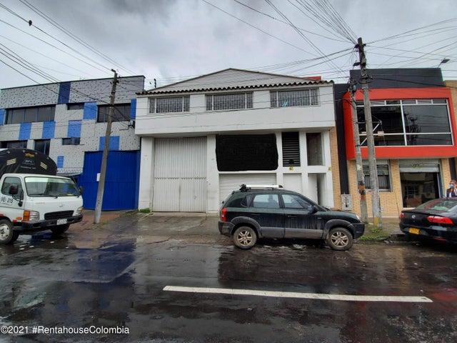 Bodega Bogota D.C.>Bogota>La Floresta - Arriendo:14.000.000 Pesos - codigo: 21-2089