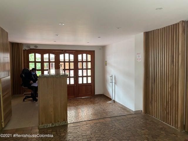 Apartamento Bogota D.C.>Bogota>Chapinero Alto - Venta:290.000.000 Pesos - codigo: 21-2090