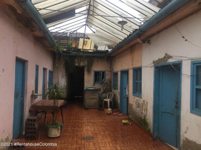 Terreno Bogota D.C.>Bogota>Las Cruces - Venta:854.900.000 Pesos - codigo: 22-9