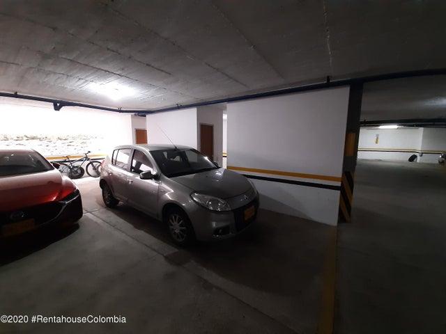 Apartamento Bogota D.C.>Bogota>El Contador - Arriendo:2.800.000 Pesos - codigo: 22-38