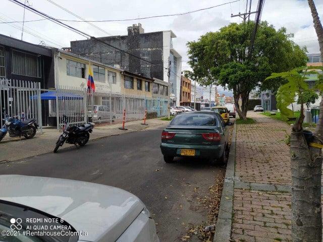 Terreno Bogota D.C.>Bogota>La Castellana - Venta:4.500.000.000 Pesos - codigo: 22-48