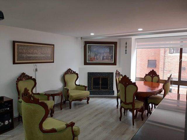 Apartamento Bogota D.C.>Bogota>Chico Norte - Venta:580.000.000 Pesos - codigo: 22-61