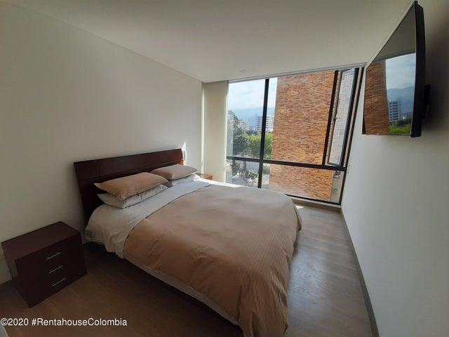 Apartamento Bogota D.C.>Bogota>Cedritos - Venta:618.000.000 Pesos - codigo: 22-62