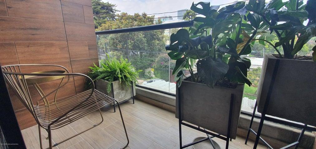Apartamento Bogota D.C.>Bogota>Santa Ana Usaquen - Venta:828.400.000 Pesos - codigo: 22-99