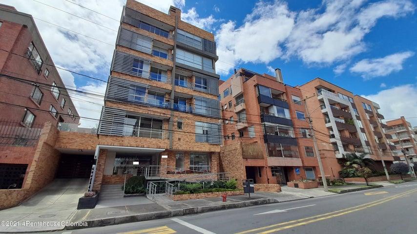Apartamento Bogota D.C.>Bogota>Chico Navarra - Venta:1.600.000.000 Pesos - codigo: 22-108