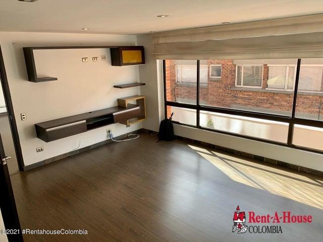 Apartamento Bogota D.C.>Bogota>Los Rosales - Venta:498.000.000 Pesos - codigo: 22-127