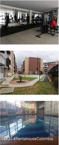 Apartamento Cundinamarca>Zipaquira>La Arboleda - Venta:159.000.000 Pesos - codigo: 22-135