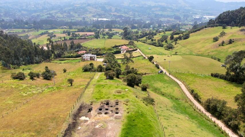 Terreno Cundinamarca>Tabio>Vereda Rio Frio - Venta:380.000.000 Pesos - codigo: 22-163