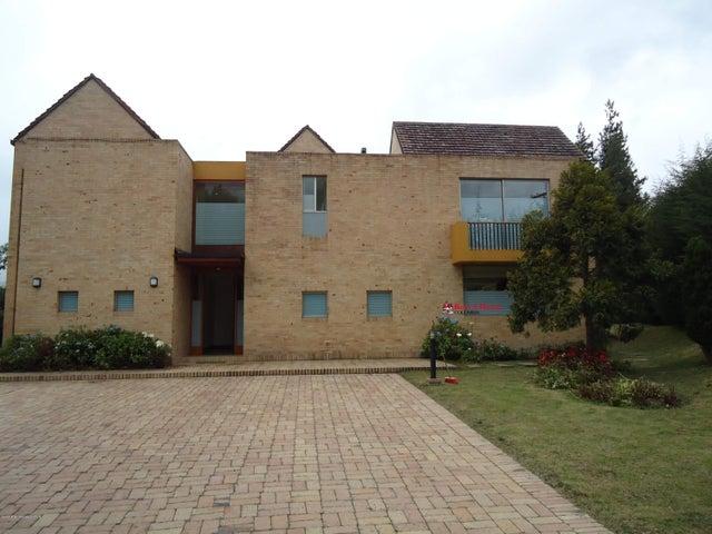 Casa Cundinamarca>La Calera>Vereda El Libano - Venta:2.600.000.000 Pesos - codigo: 22-164