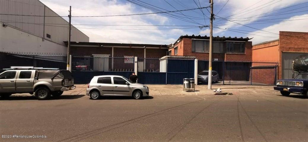 Bodega Bogota D.C.>Bogota>Ortezal - Venta:2.700.000.000 Pesos - codigo: 22-251