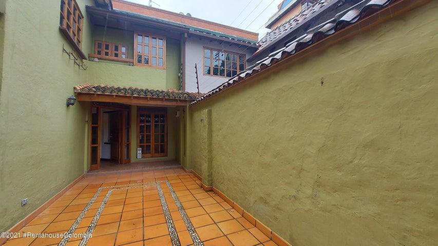 Casa Bogota D.C.>Bogota>Cedritos - Venta:780.000.000 Pesos - codigo: 22-327