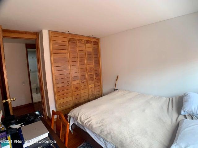 Apartamento Bogota D.C.>Bogota>Los Rosales - Arriendo:6.262.600 Pesos - codigo: 22-341