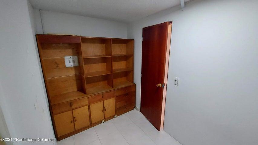 Apartamento Bogota D.C.>Bogota>Chapinero Central - Arriendo:861.000 Pesos - codigo: 22-343