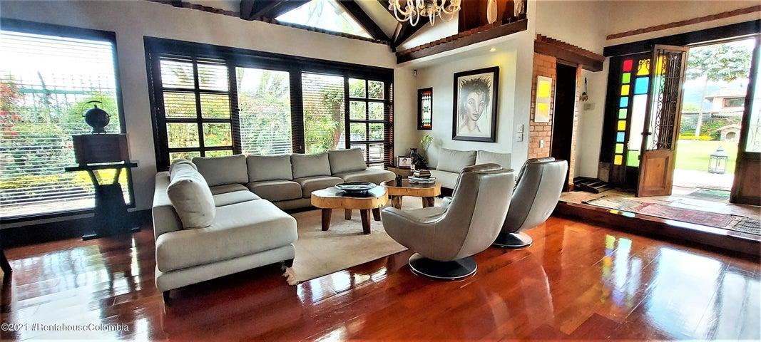 Casa Cundinamarca>Chia>La Balsa - Venta:2.500.000.000 Pesos - codigo: 22-369