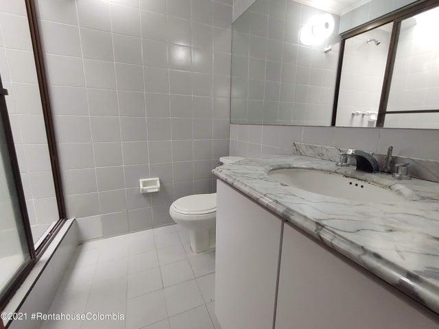 Apartamento Bogota D.C.>Bogota>Chapinero Alto - Arriendo:2.650.000 Pesos - codigo: 22-445