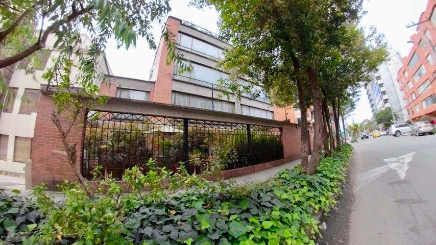 Apartamento Bogota D.C.>Bogota>Chico Norte - Venta:670.000.000 Pesos - codigo: 22-466